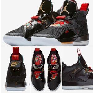 Nike Air Jordan 33 Shoes -Chinese New Year 2019